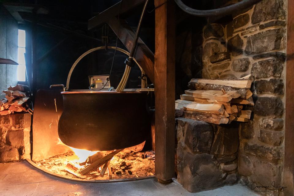 Fabrication vacherin